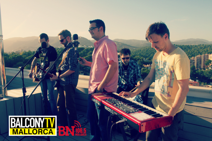 Dropkick en Balcony TV Mallorca