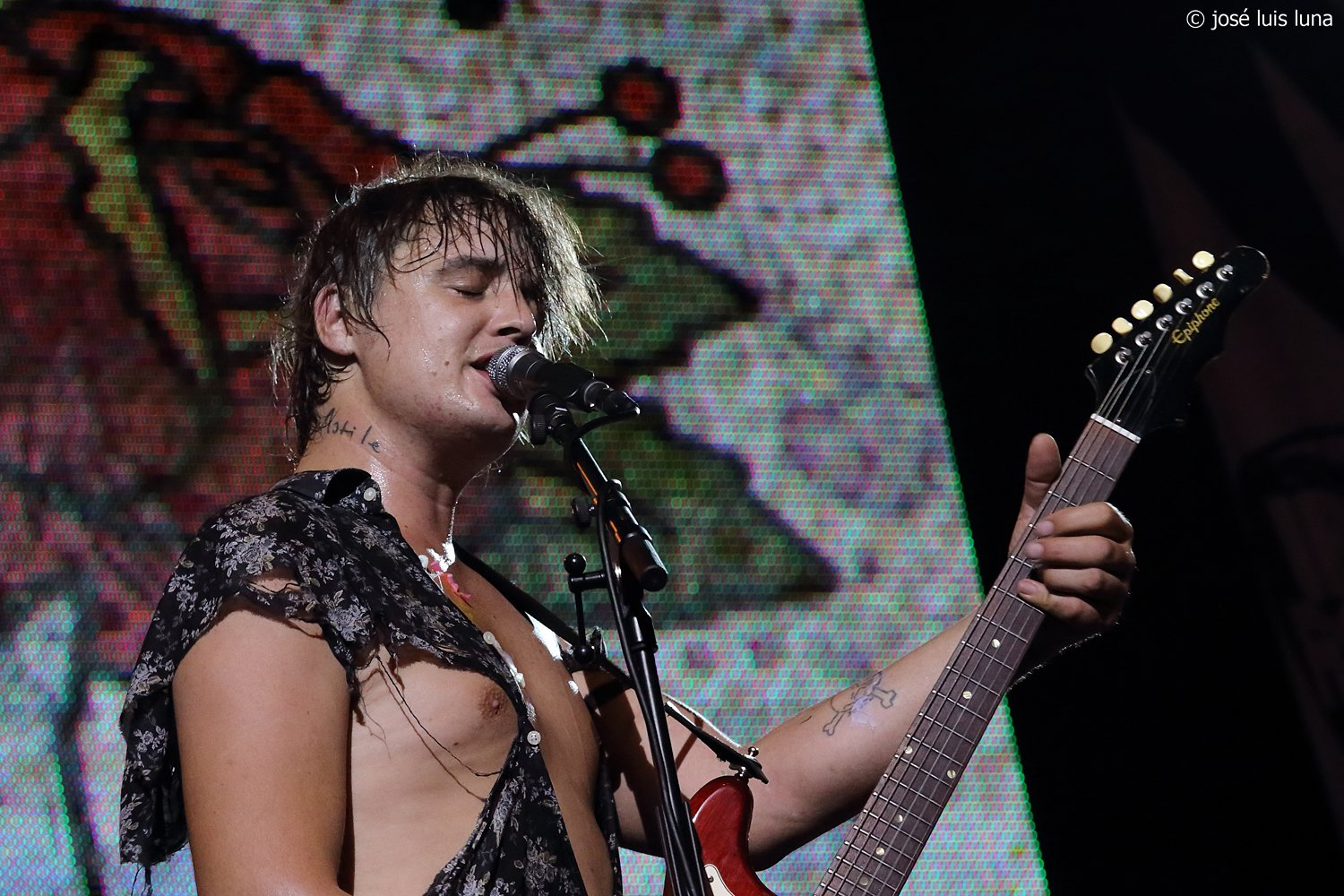 The Libertines Concierto Ibiza Rocks 22_07_15 BN Mallorca (8)