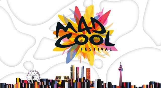 Mad Cool Festival 16,17 y 18 de Junio