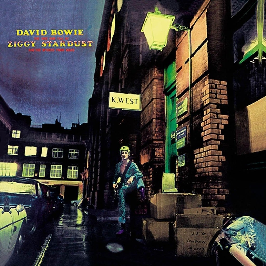 The Rise and Fall of Ziggy Stardust