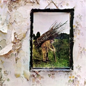 Portada del disco Led Zeppelin IV