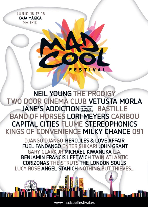 mad cool cartel 2016